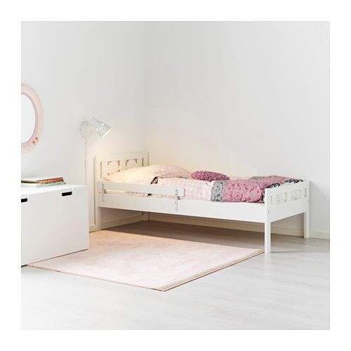 kritter bed frame with slatted bed base - white - if we decide the ... - Letto Ikea Kritter