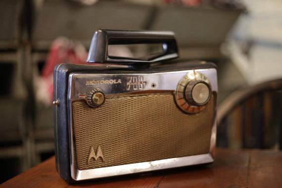 Vintage Radio Bluetooth Conversion Portable Bluetooth Radio Vintage Radio Bluetooth Radio Boombox
