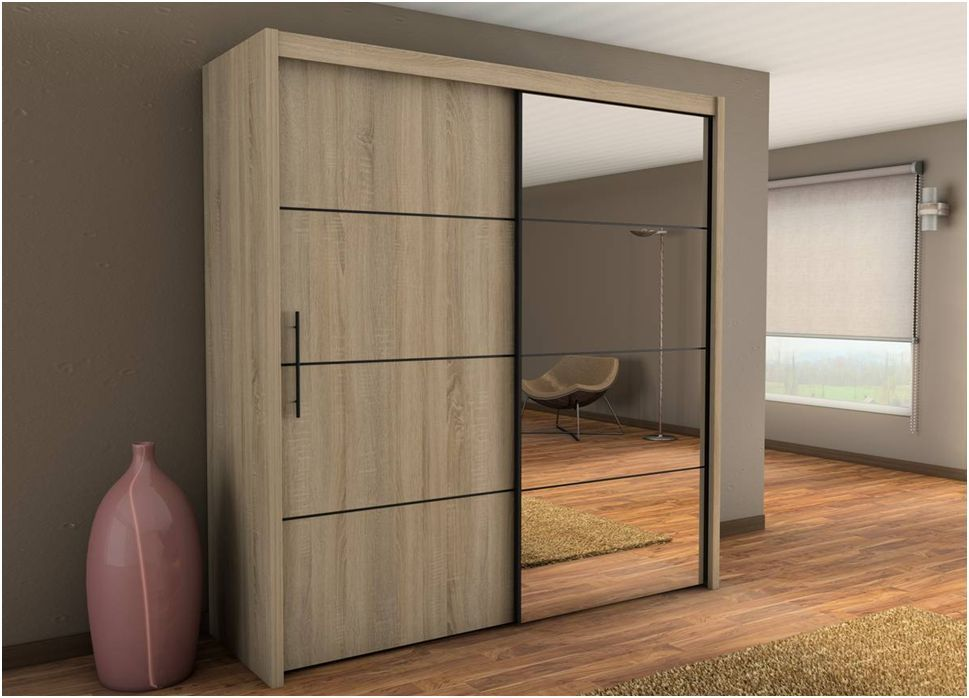 2 Door Cupboard Inside Designs sliding door wardrobe | furniture | pinterest | wardrobes, doors