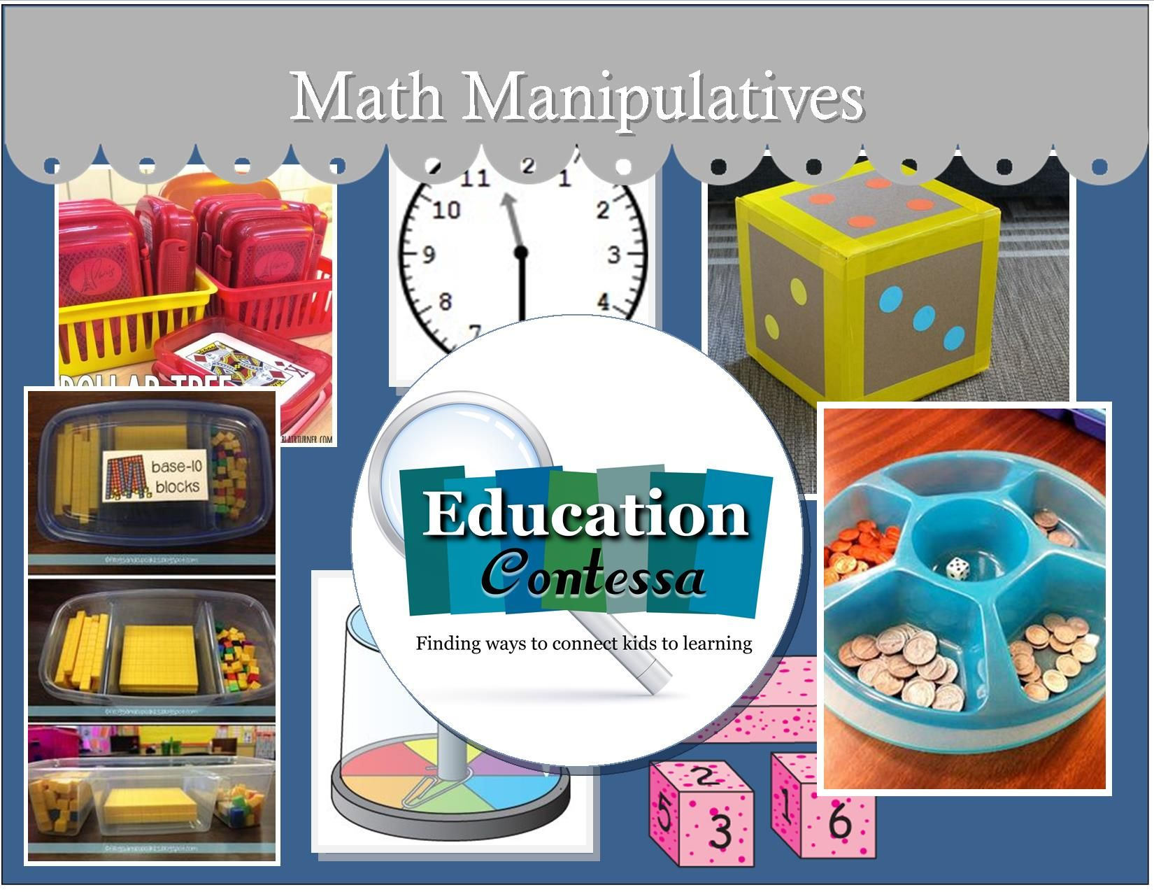 Math Manipulatives, Posters, foldables, interactive notes. | Early ...