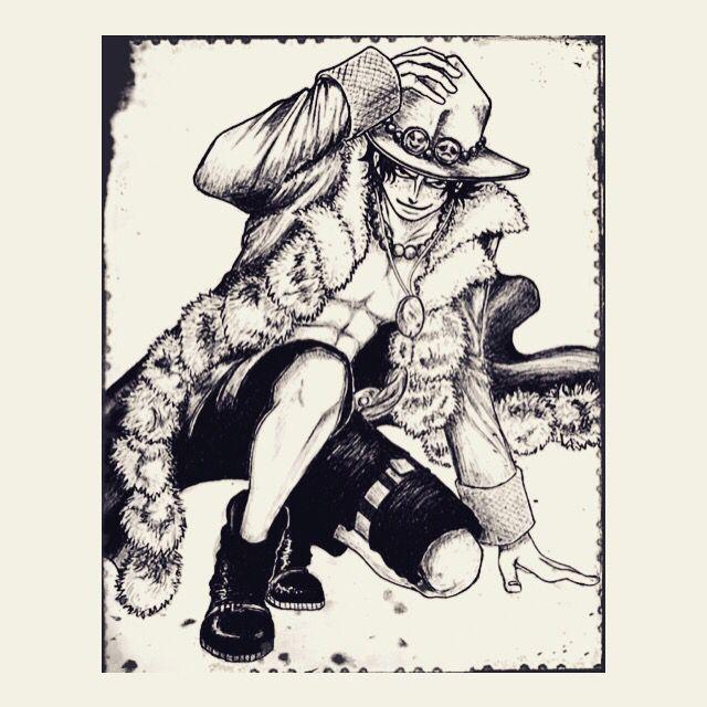 #onepiece #ace #manga