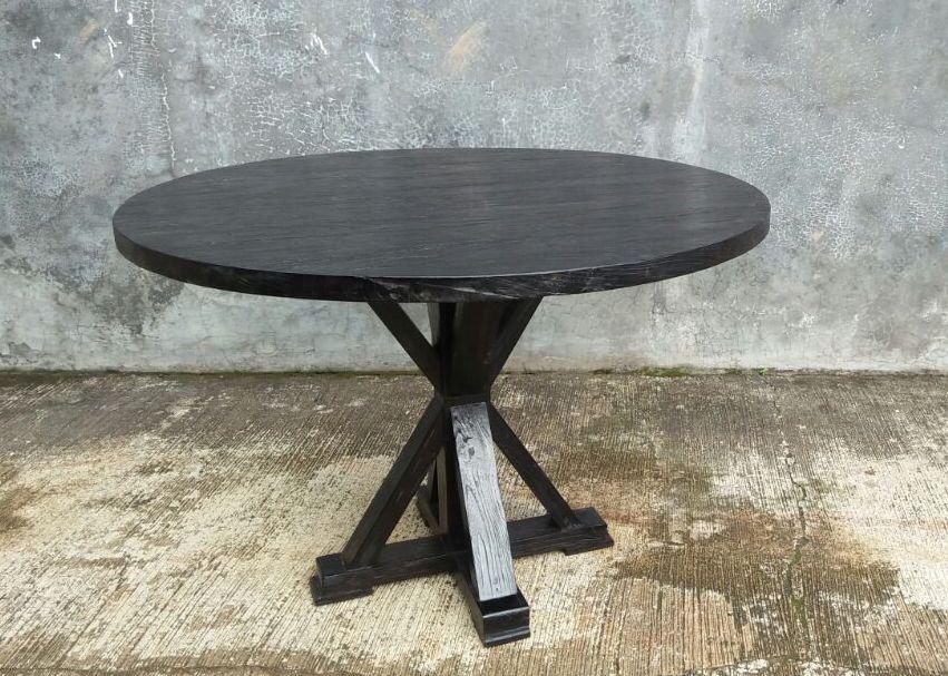 Vintage Tische Esstisch Kuchentisch Teak Holztisch Gartentisch