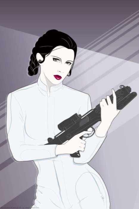 Slay Leia.