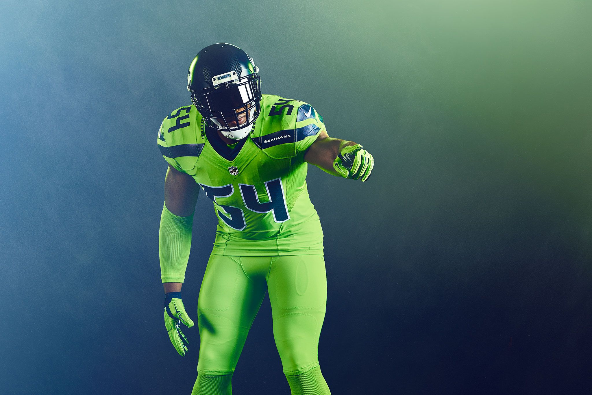 seattle color rush jersey