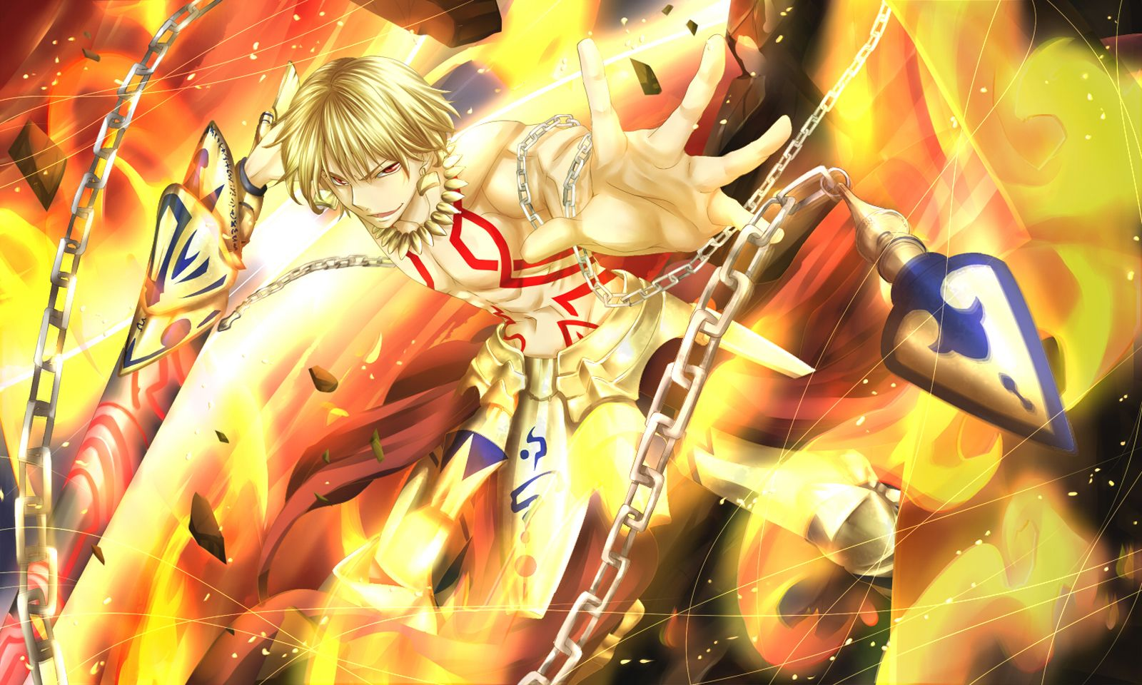 Gilgamesh Gilgamesh Fate Fate Stay Night Fate Zero