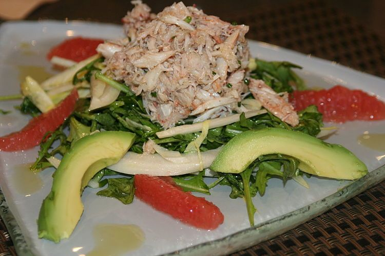 Photo of Crab and Avocado Salad