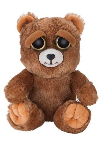 SirGrowlsaLot Bear Feisty Pets PlushLot, Growls, Sir