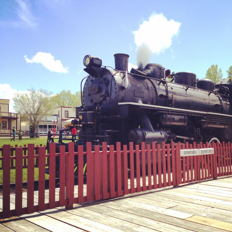Heritage Park - Calgary, Alberta