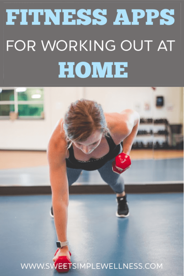Fitness Apps for Working Out at Home Workout, Workout