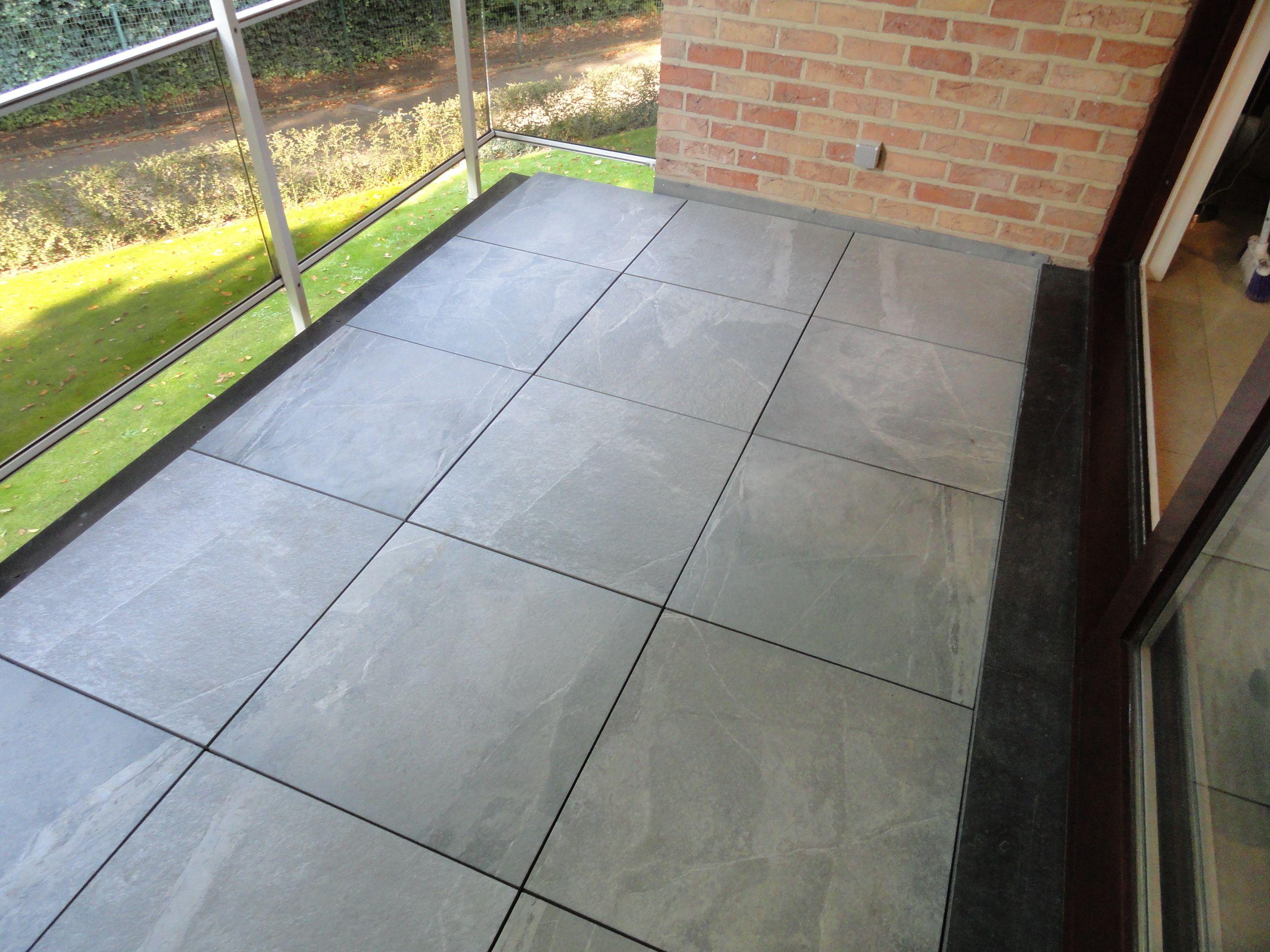 balkon keramische tegels 2 cm dik op verstelbare