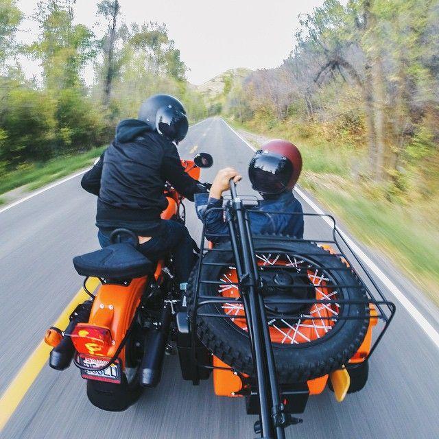 Ural Patrol Ural Motorcycle Sidecar
