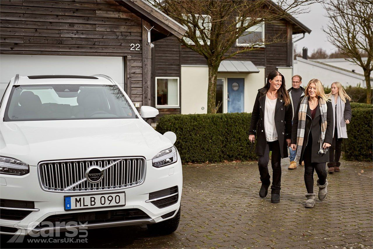 Volvo Drive Me Autonomous Project Finally Starts Testing With Real Users Cars Uk Volvo Self Driving Cars Uk