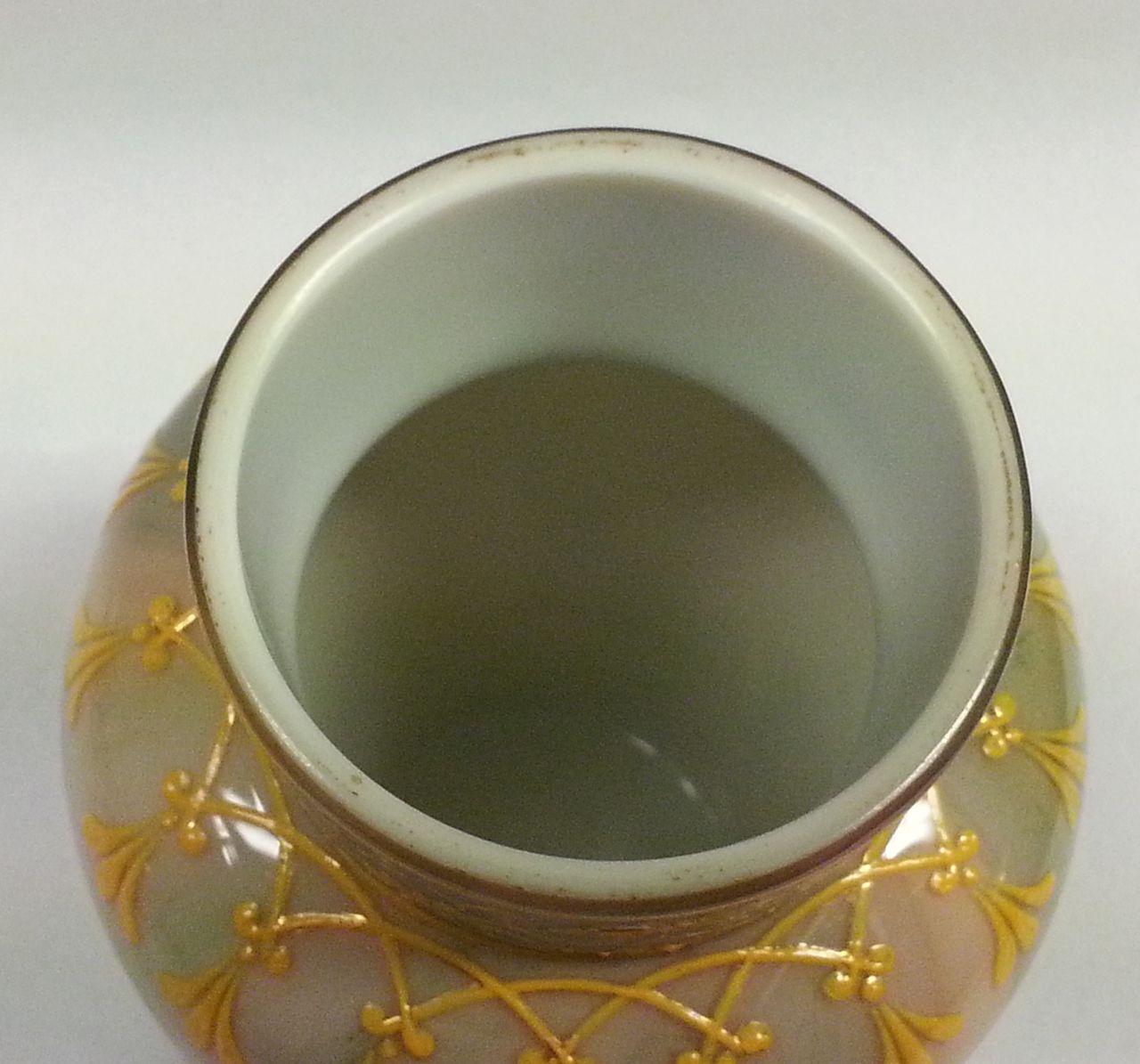 Loetz marmoriertes enameled rainbow glass vase sold glass art loetz marmoriertes enameled rainbow glass vase sold reviewsmspy