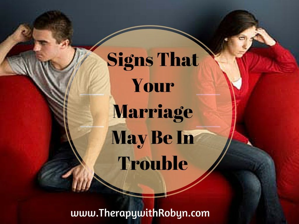 Video 4 Signs Your Relationship May Be In Trouble When