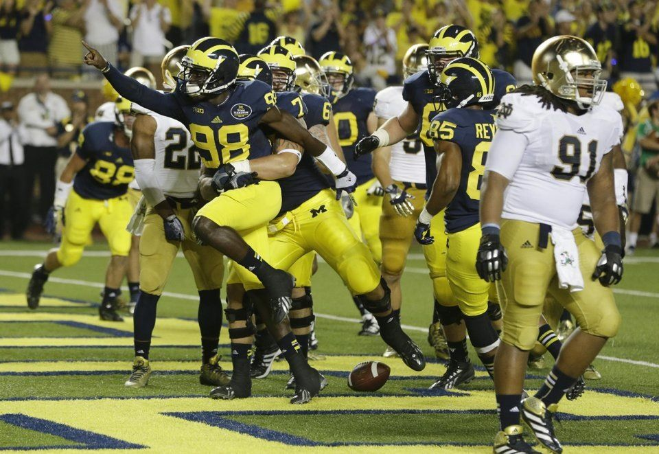 Devin Gardner Michigan Go Blue! Michigan football
