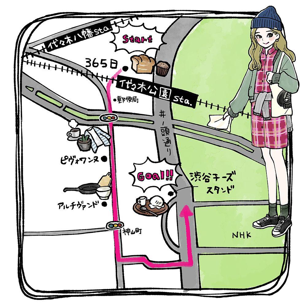 奥渋MAPs