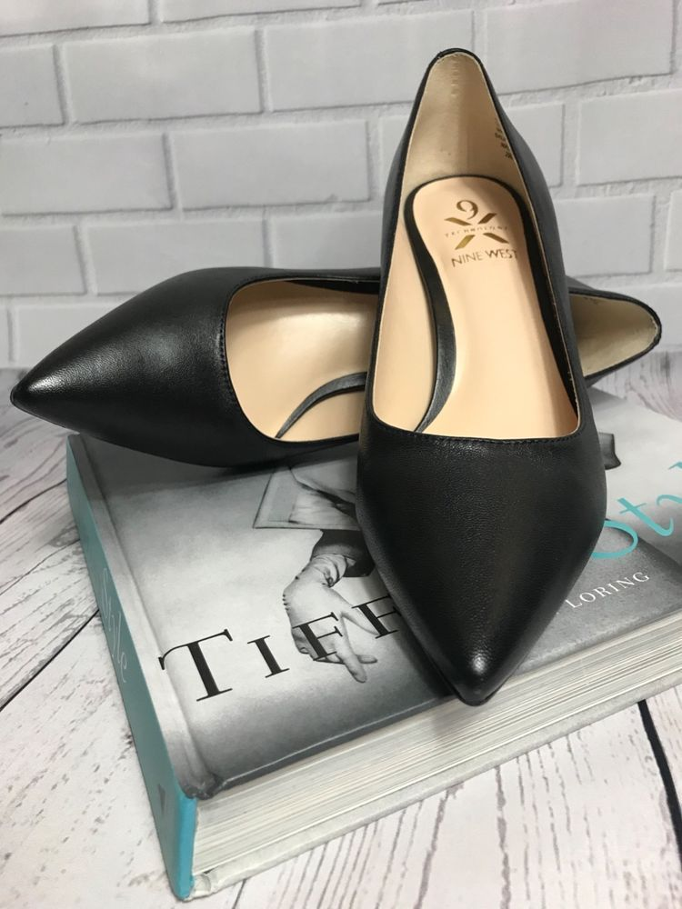 2e06b512e687 Black Nine West Women s FIFTH9X Fifth Pointy Toe Pumps size 7  fashion   clothing  shoes  accessories  womensshoes  heels (ebay link)