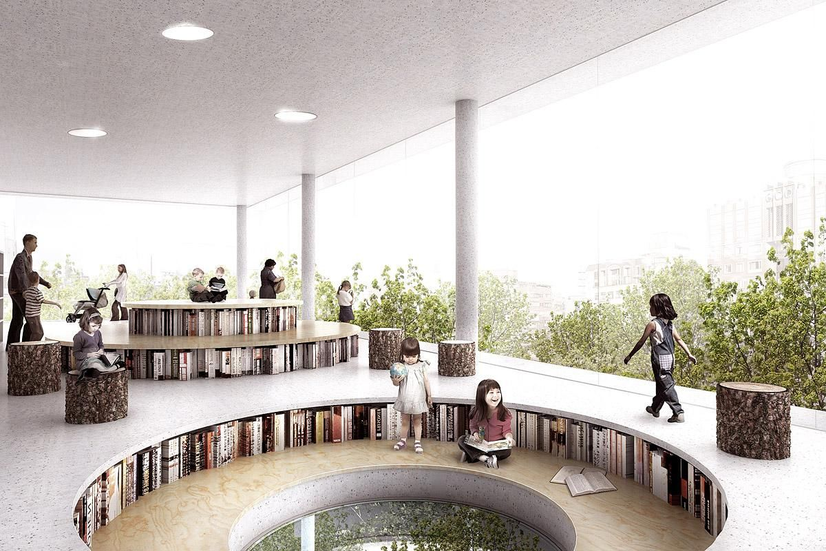 LIBRARY ARCHITECTURE DOWNLOAD