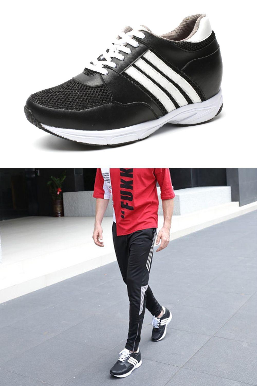 Sportowe Buty Podwyzszajace Wzrost O 8cm Saverio Rozm 37 44 Modne Obuwie Sportowe Meskie Adidas Samba Sneakers Adidas Sneakers Adidas Samba