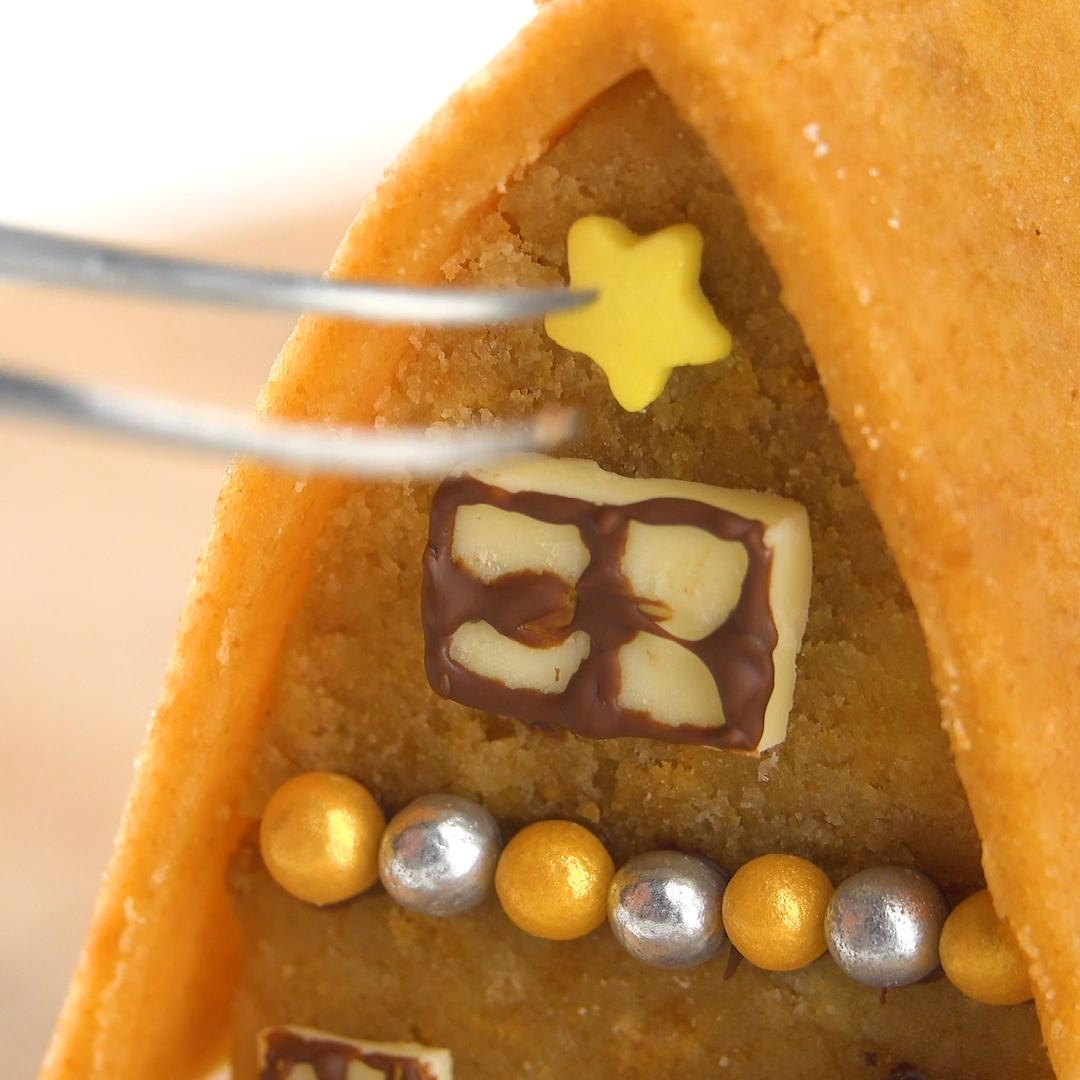 Schneekugel - Kuchen #kuchenundtorten