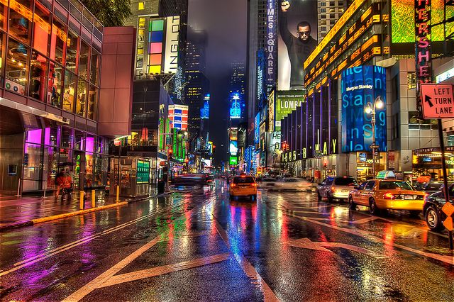 Times Square Is Crazy Nyc Times Square City Wallpaper New York City
