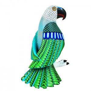 Eduardo & Karina Fabian: Spectacular Parrot