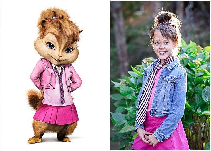 chipmunks costumes adults