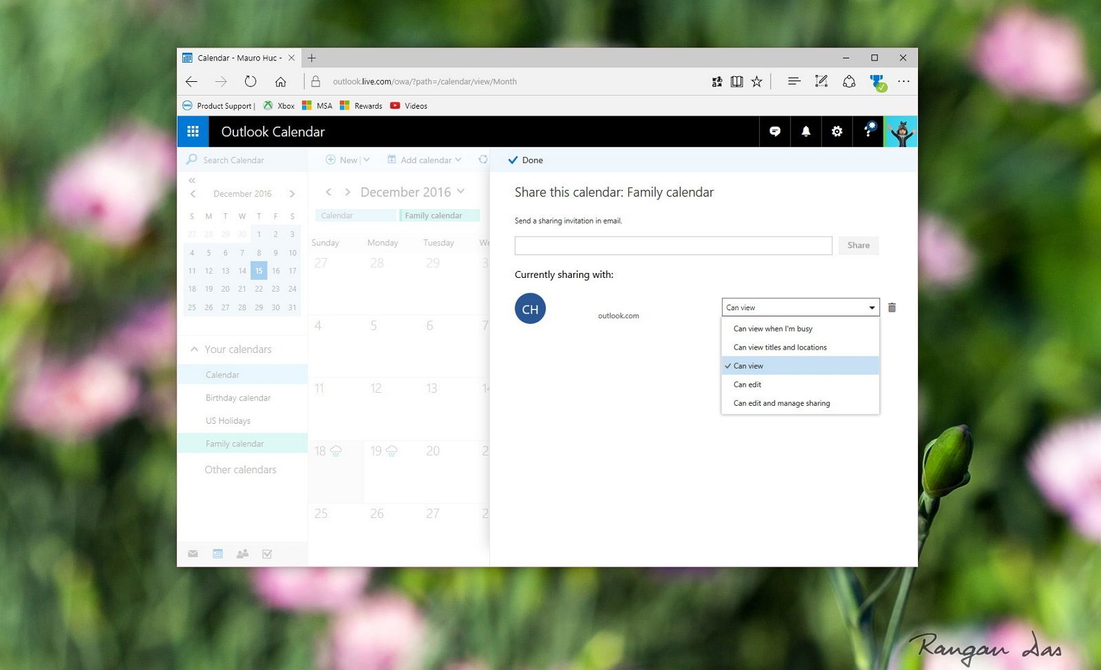 Pin by PUREinfoTech on Windows 10 Outlook calendar