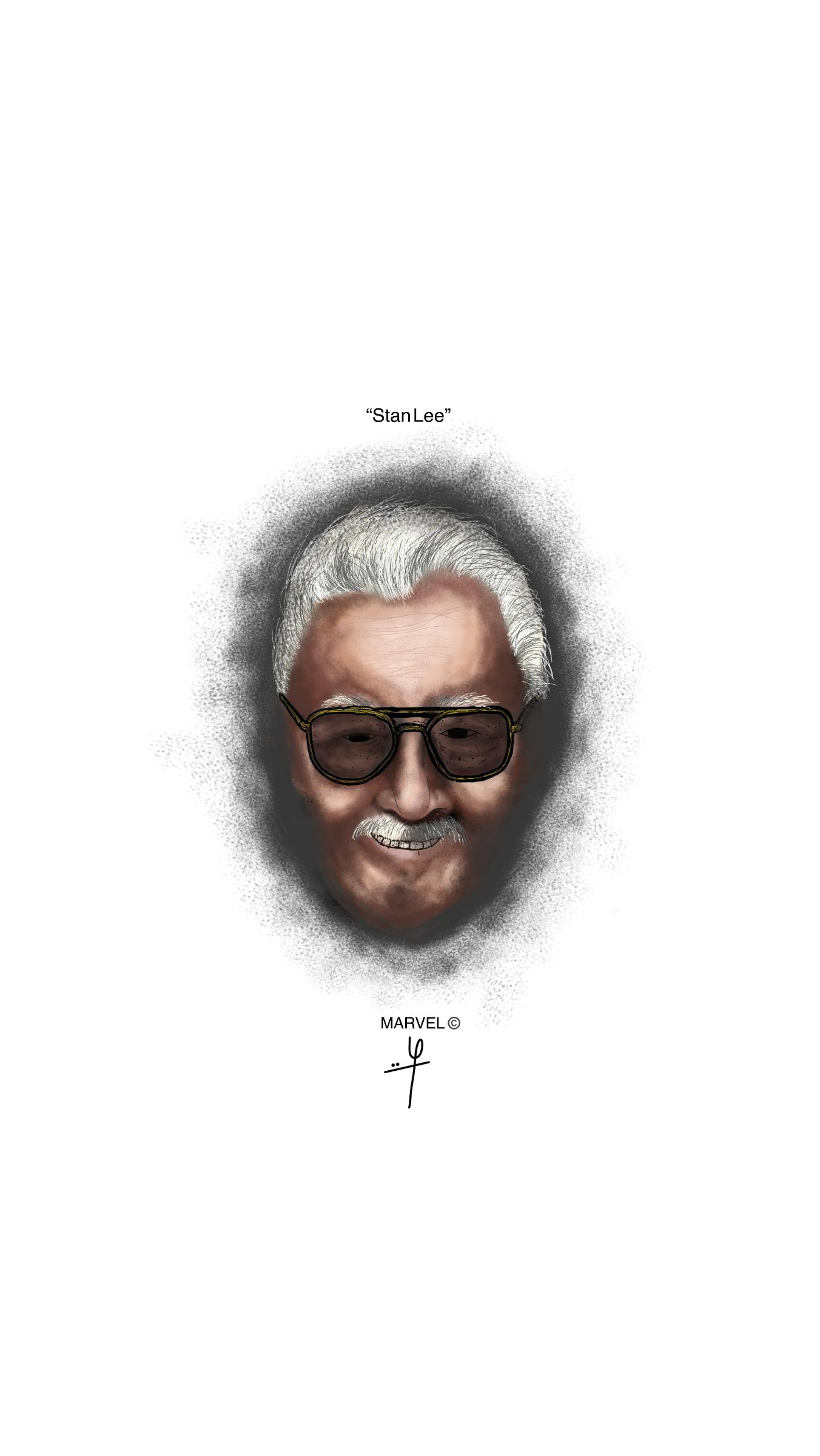 Remembering The Marvel Man Stan Lee Art Marvel Legend Stanlee Ripstanlee