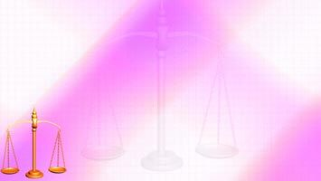 Scales Of Justice Powerpoint Templates And Backgrounds For