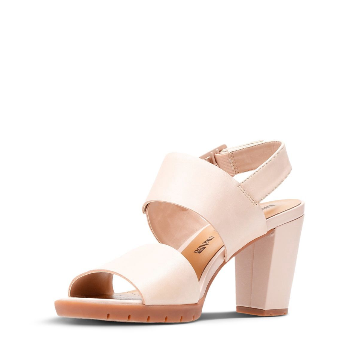 51291662c785 Clarks Kurtley Shine - Womens Sandals Dusty Pink 7.5
