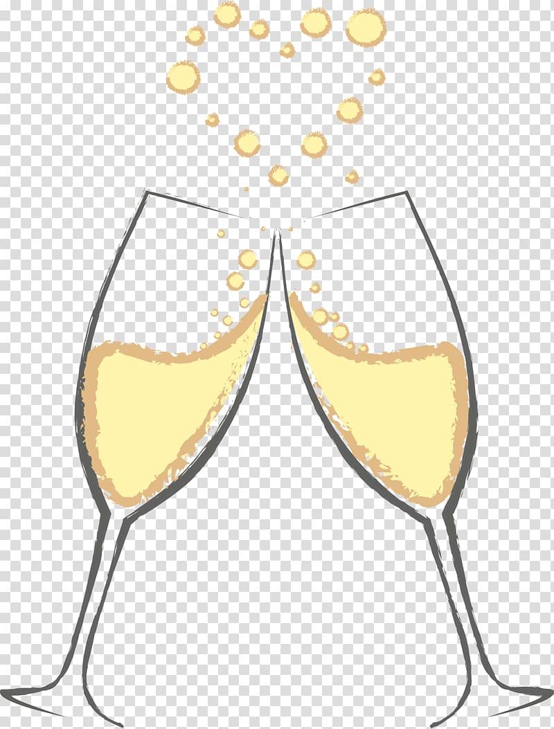 Pin By 5finger Artistry On Inspiration Wine Flute Distilled Beverage Cocktail Glasses Illustration