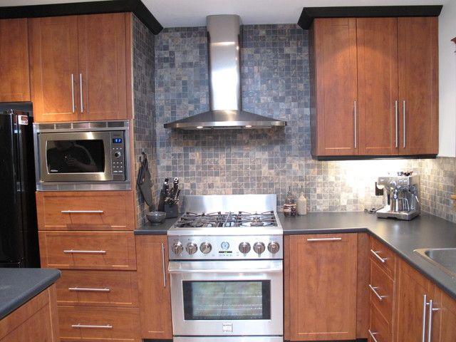 Cabinet Refacing - Design Option