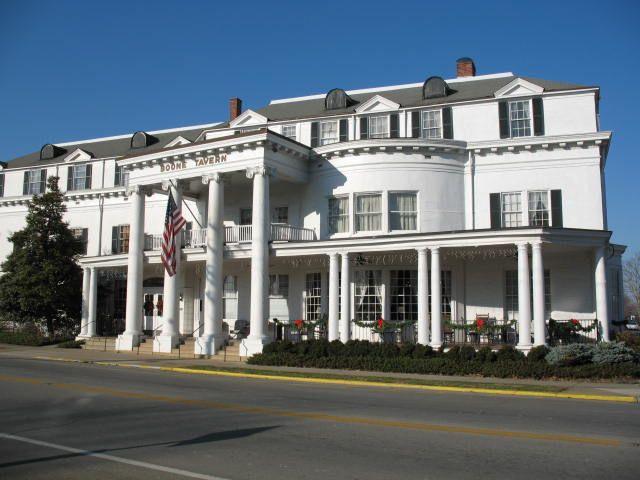 Historic Boone Tavern Hotel Restaurant Top 10 Wedding Venues In Berea Kentucky