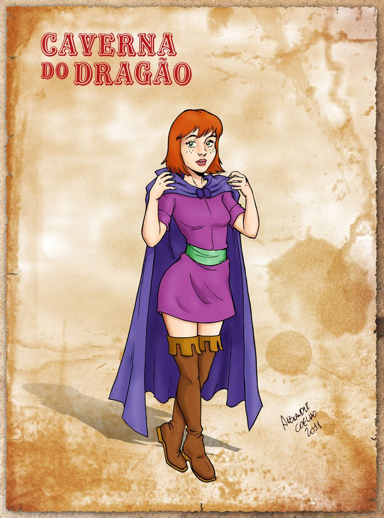 Dungeons And Dragons Cartoon Sheila