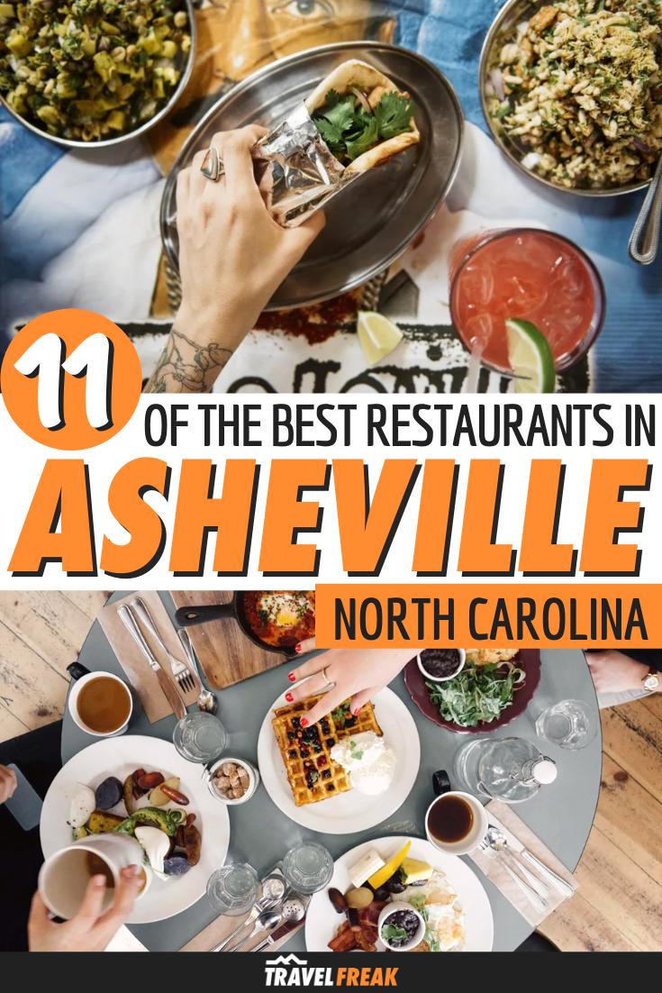 Photo of 11 Top Restaurants in Asheville NC | Best North Carolina Food