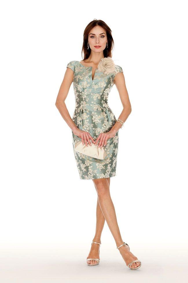 ee45833f07 Luisa Spagnoli firma una nuova collezione di abiti da cerimonia - Style.it