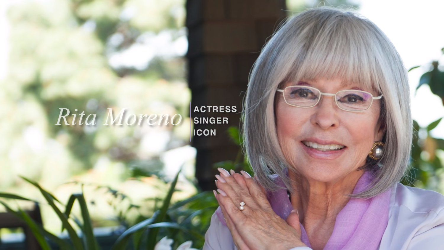 Rita Moreno Headlines NAIC'S Senior Education Campaign