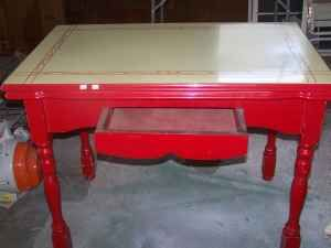 This Is Beautiful 1940 Enamel Kitchen Table Vintage Kitchen Table Classy Kitchen Dinette Tables