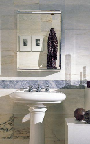 Bathroom Cabinets. Configuration:Electrical Outlet, Hinge:Right Hand,  Size:20u0027 Wide Option Of Recessed Or Surface Mount 3/4u0027 Beveled Mirrored  Door Cabinet ...
