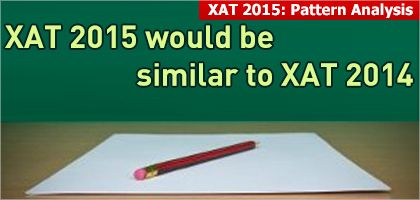 """""""XAT 2015, gateway to admission in various PGDM courses for the session 2015 16 at XLRI and other important 121 B schools."""""""