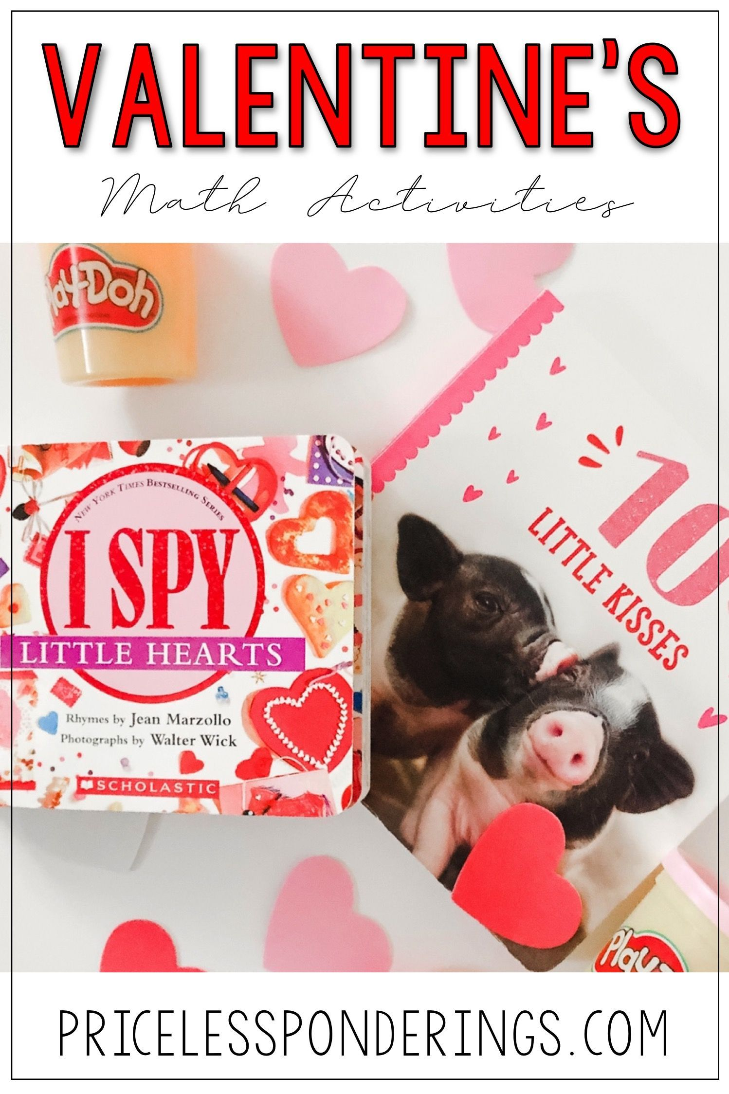 Practice Counting To Ten With This Fun Valentine S Math