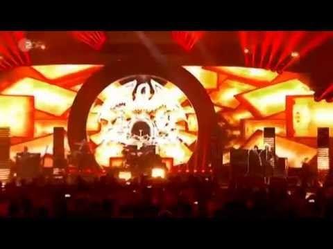 ▶ Queen + Adam Lambert - I Want It All - Helene Fischer Show 25th December 2014 - YouTube