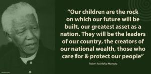 Nelson Mandela Quotes About Children Most Famous Nelson Mandela