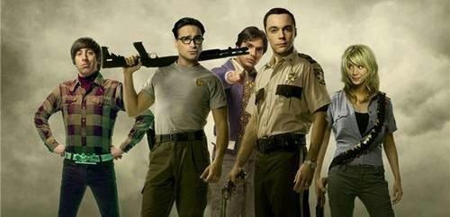 The Big Bang Theory/The Walking Dead