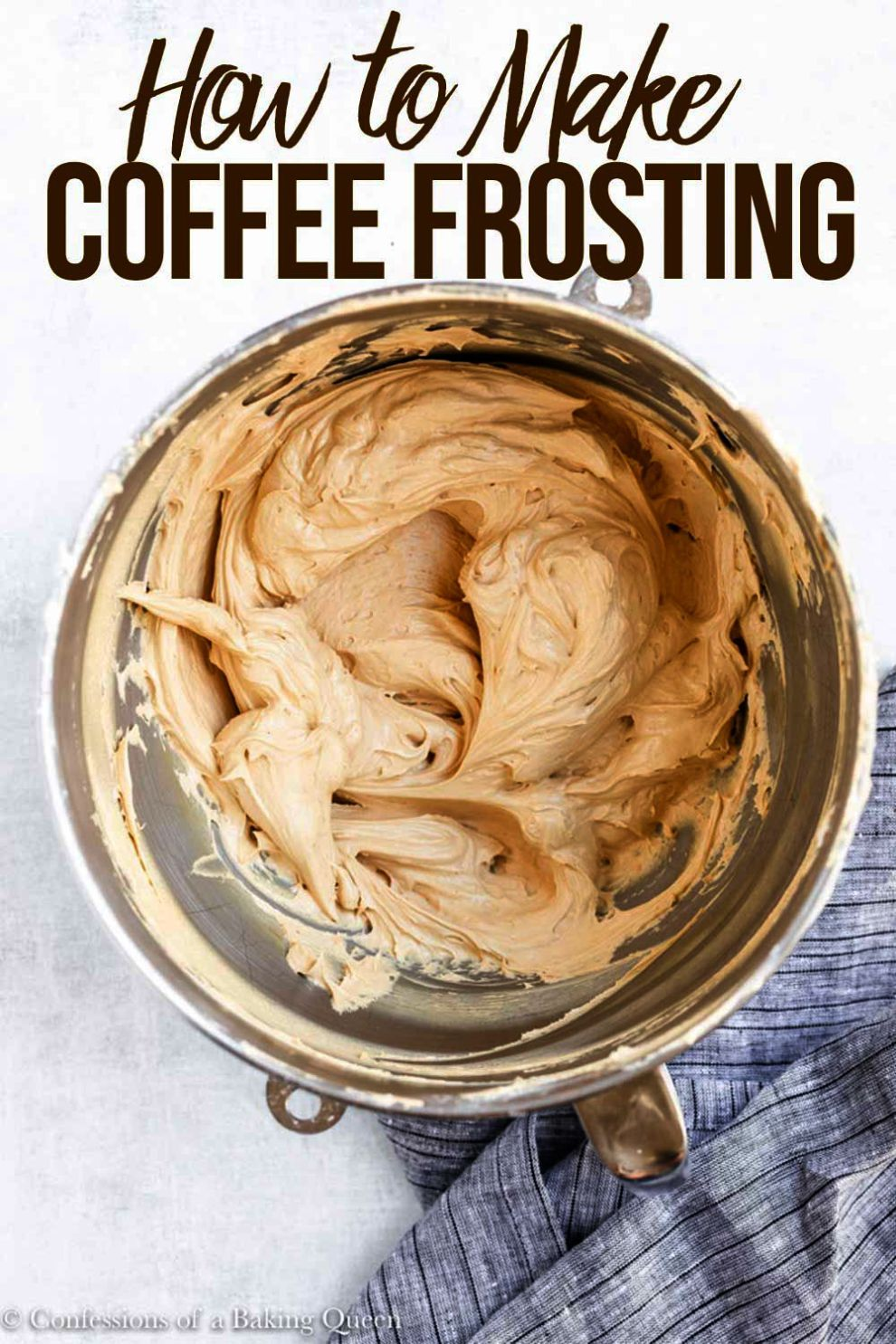 Tips And Ideas For A Better Cup Of Coffee With Images Coffee Buttercream Desserts Frosting Recipes