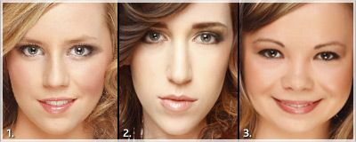 Face Shape Quiz Face Shapes Whats My Face Shape Which Hairstyle Suits Me