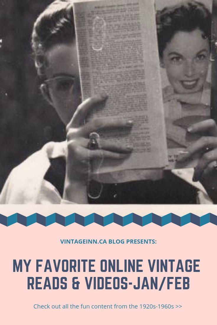 My vintage videos