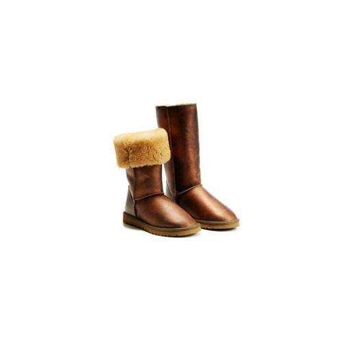 ugg tall metallic boots
