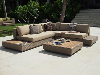SALON DE JARDIN Flo Conforama 1500 chf | Garden furniture ...